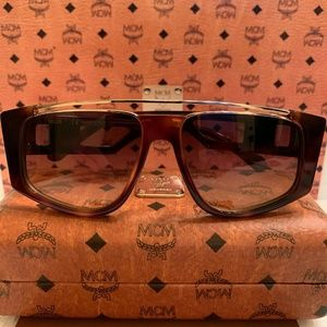 *NEW MCM Sunglass Style 670S in Tortoise